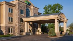 Exterior view Holiday Inn Express & Suites SAGINAW