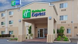 Exterior view Holiday Inn Express MIDDLETOWN
