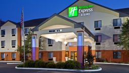 Exterior view Holiday Inn Express & Suites MUNCIE