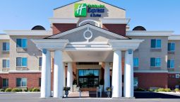 Buitenaanzicht Holiday Inn Express Hotel & Suites MOSES LAKE