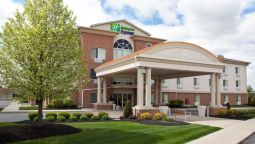 Buitenaanzicht Holiday Inn Express & Suites MARION