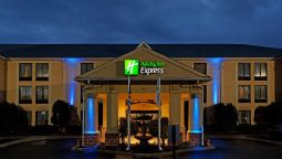 Exterior view Holiday Inn Express & Suites CHARLOTTE ARPT-BELMONT