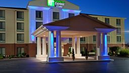 Buitenaanzicht Holiday Inn Express & Suites MURRAY