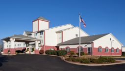 Buitenaanzicht Holiday Inn Express MT. VERNON
