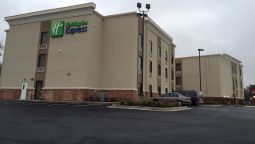 Exterior view Holiday Inn Express NEW ALBANY