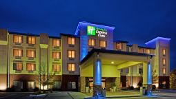 Exterior view Holiday Inn Express & Suites NORFOLK