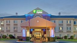 Exterior view Holiday Inn Express & Suites OGDEN
