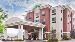 Buitenaanzicht Holiday Inn Express & Suites MIDWEST CITY