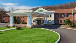 Exterior view Holiday Inn Express OWEGO