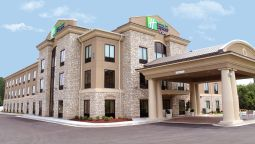 Buitenaanzicht Holiday Inn Express & Suites PADUCAH WEST