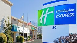 Buitenaanzicht Holiday Inn Express PARAMUS