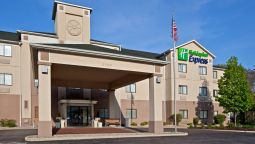 Exterior view Holiday Inn Express PORTAGE
