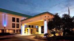 Buitenaanzicht Holiday Inn Express PASCAGOULA-MOSS POINT