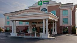 Exterior view Holiday Inn Express & Suites RICHMOND