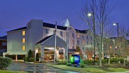 Exterior view Holiday Inn Express CHAPEL HILL