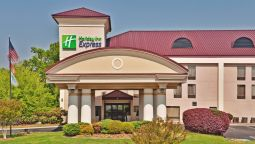 Buitenaanzicht Holiday Inn Express RINGGOLD (CHATTANOOGA AREA)