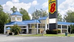 Exterior view SUPER 8 RUTHER GLEN DOMINION