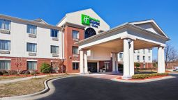 Buitenaanzicht Holiday Inn Express & Suites REIDSVILLE