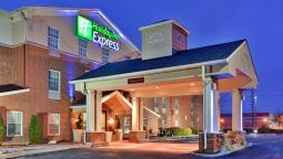 Exterior view Holiday Inn Express & Suites ROSEVILLE
