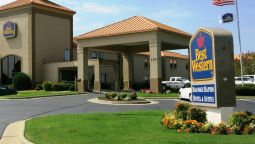 Exterior view BEST WESTERN ROANOKE RAPIDS