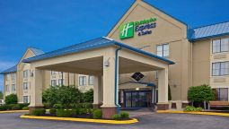 Exterior view Holiday Inn Express & Suites SCOTTSBURG