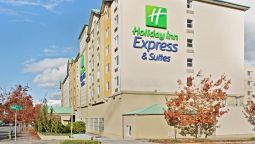 Buitenaanzicht Holiday Inn Express & Suites SEATTLE-CITY CENTER