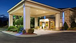 Buitenaanzicht Holiday Inn Express SHELBY @ HWY 74