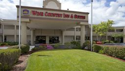 Exterior view BEST WESTERN PLUS WINE COUNTRY