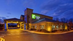 Exterior view Holiday Inn Express & Suites SUNBURY-COLUMBUS AREA