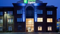 Buitenaanzicht Holiday Inn Express & Suites SHELBYVILLE