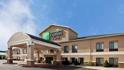 Buitenaanzicht Holiday Inn Express & Suites THREE RIVERS