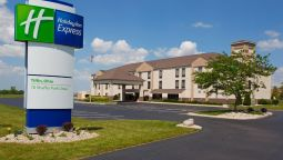 Exterior view Holiday Inn Express TIFFIN