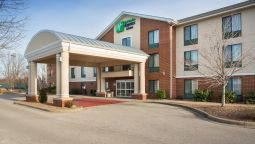 Buitenaanzicht Holiday Inn Express & Suites TELL CITY
