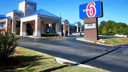 Exterior view MOTEL 6 TROY