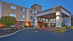 Buitenaanzicht Holiday Inn Express & Suites WABASH
