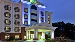 Buitenaanzicht Holiday Inn Express & Suites WILSON-DOWNTOWN