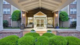 Buitenaanzicht Homewood Suites Memphis-Germantown