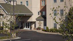 Buitenaanzicht Homewood Suites Kansas City-Airport