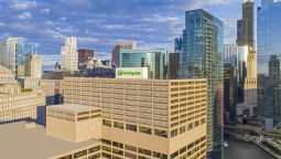 Holiday Inn CHICAGO-MART PLAZA RIVER NORTH - Chicago (Illinois)