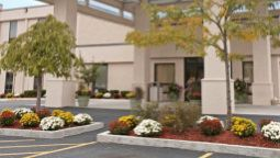 Buitenaanzicht Holiday Inn Express BROCKTON - BOSTON