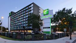 Buitenaanzicht Holiday Inn BOSTON BUNKER HILL AREA