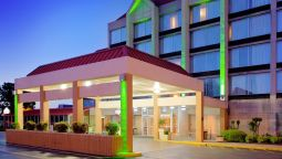 Buitenaanzicht DoubleTree by Hilton Decatur Riverfront
