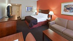 Buitenaanzicht Holiday Inn INDIANAPOLIS-NORTHEAST