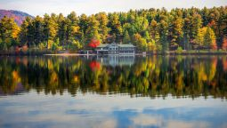 Buitenaanzicht Crowne Plaza LAKE PLACID