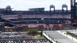 Buitenaanzicht Holiday Inn PHILADELPHIA-STADIUM