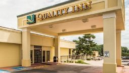 Buitenaanzicht Quality Inn Ponca City