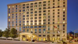 Exterior view Hilton Providence