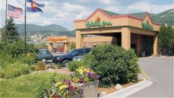 Exterior view Holiday Inn STEAMBOAT SPRINGS