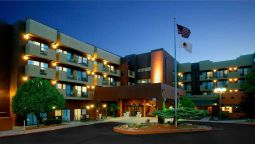 Exterior view DoubleTree by Hilton Hotel Santa Fe