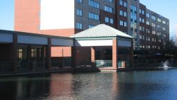 Buitenaanzicht Holiday Inn Express ST. LOUIS AIRPORT- RIVERPORT